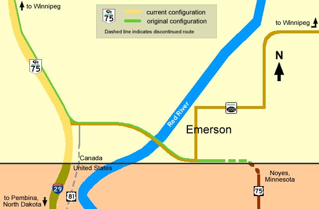 Manitoba Highway 75