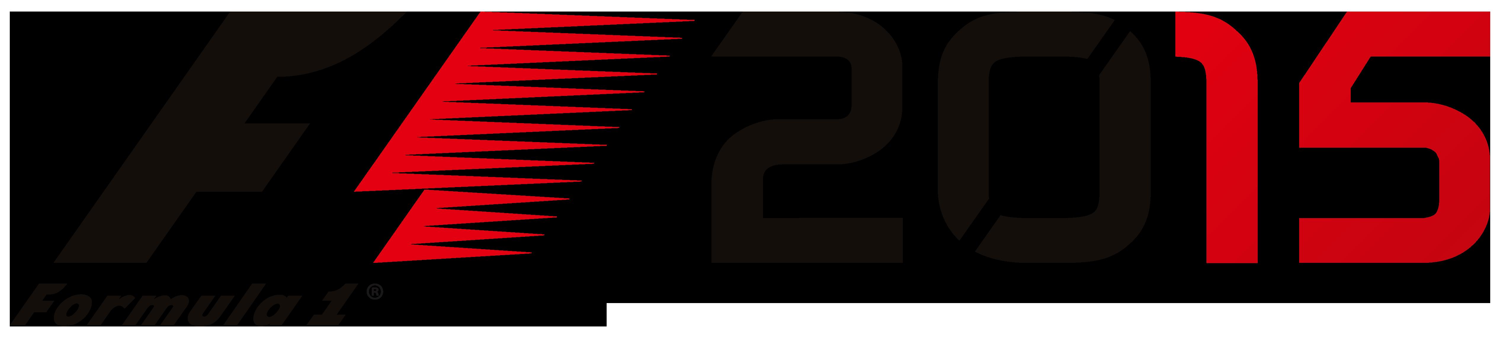 Resultado de imagem para F1 2015 logo png
