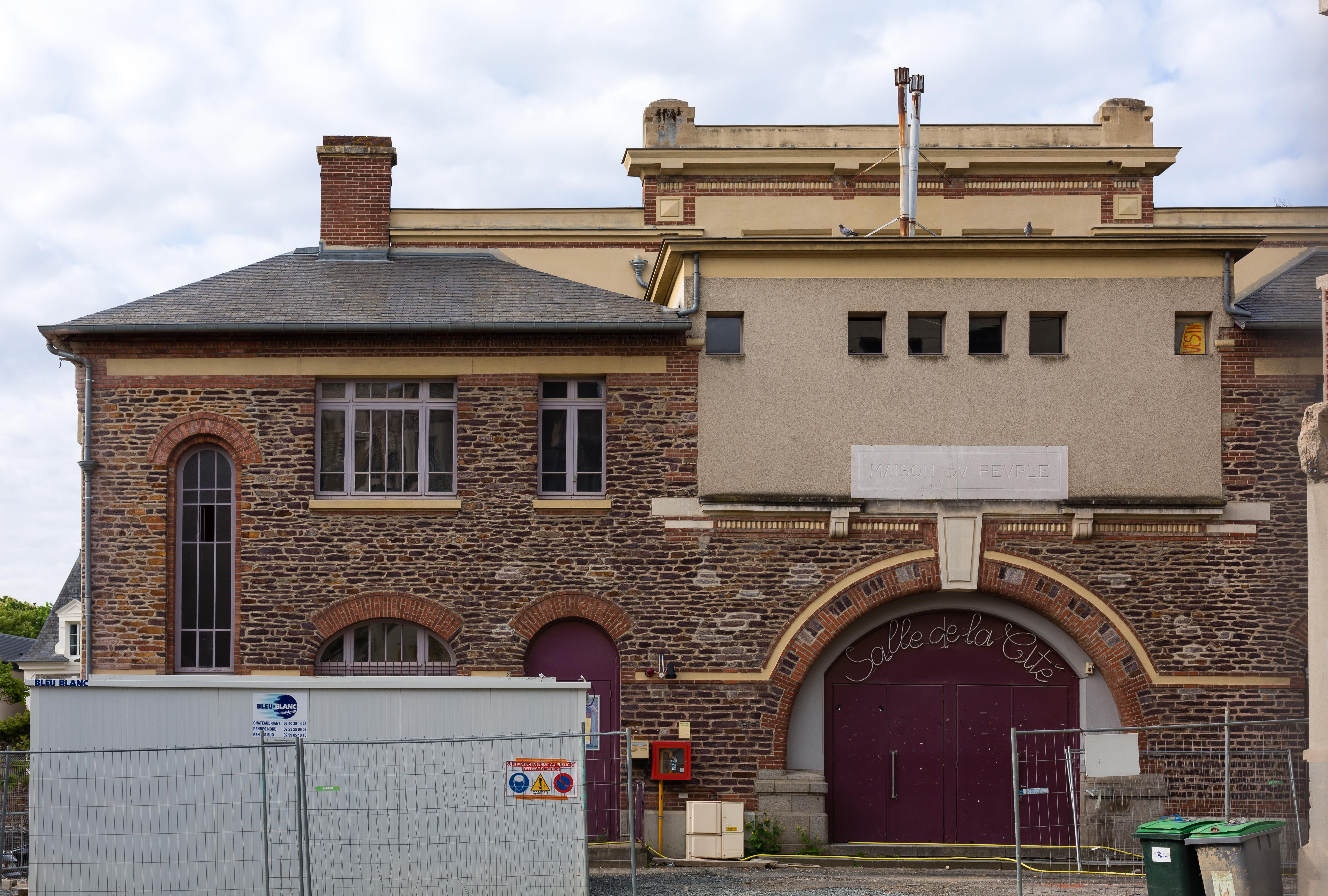 La Cite Rennes Wikipedia