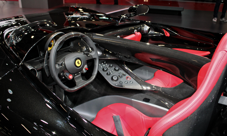 Datei Ferrari Monza Sp2 Paris Motor Show 2018 Img 0634 Jpg Wikipedia