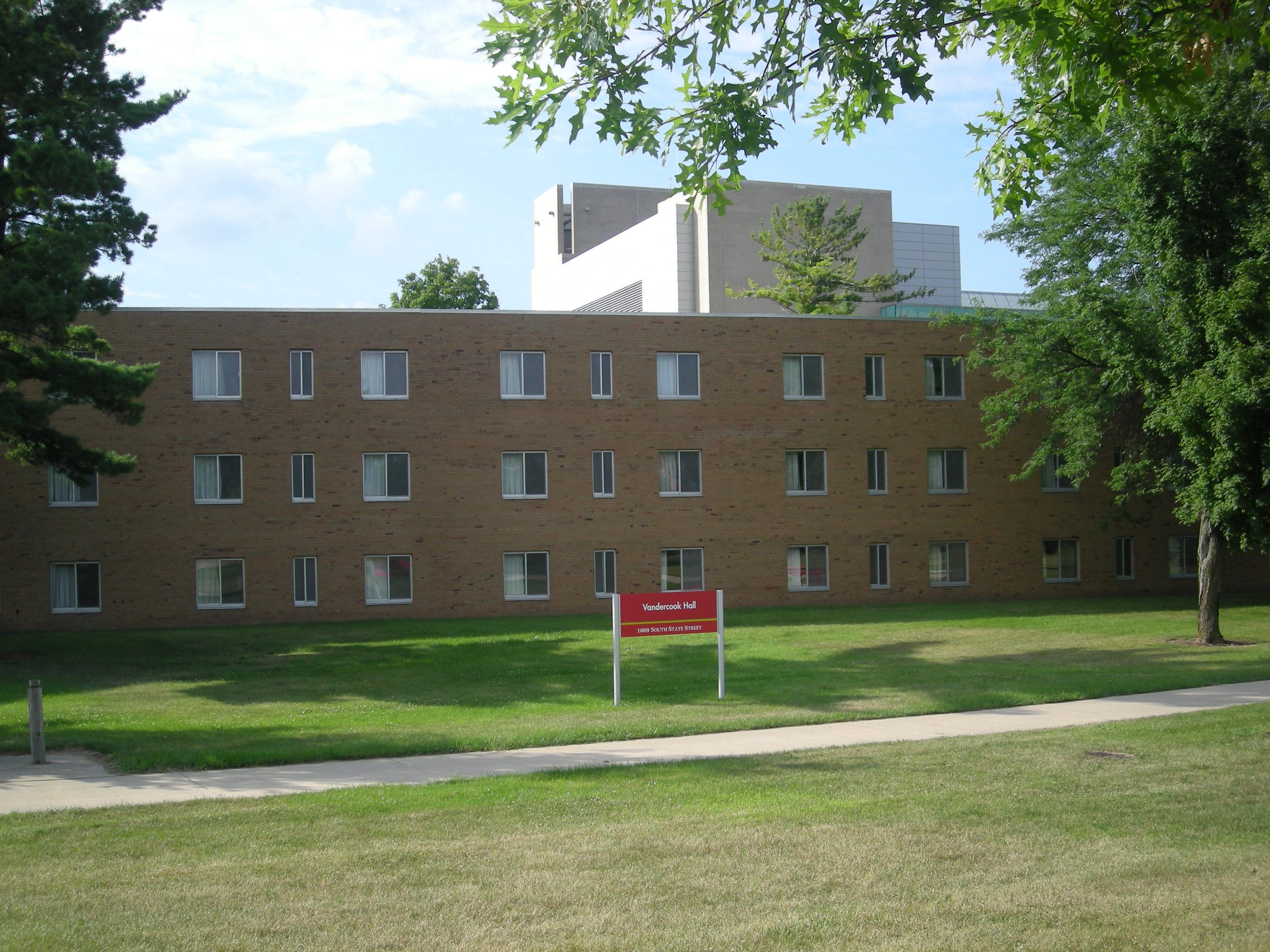 Ferris State University Swan Building