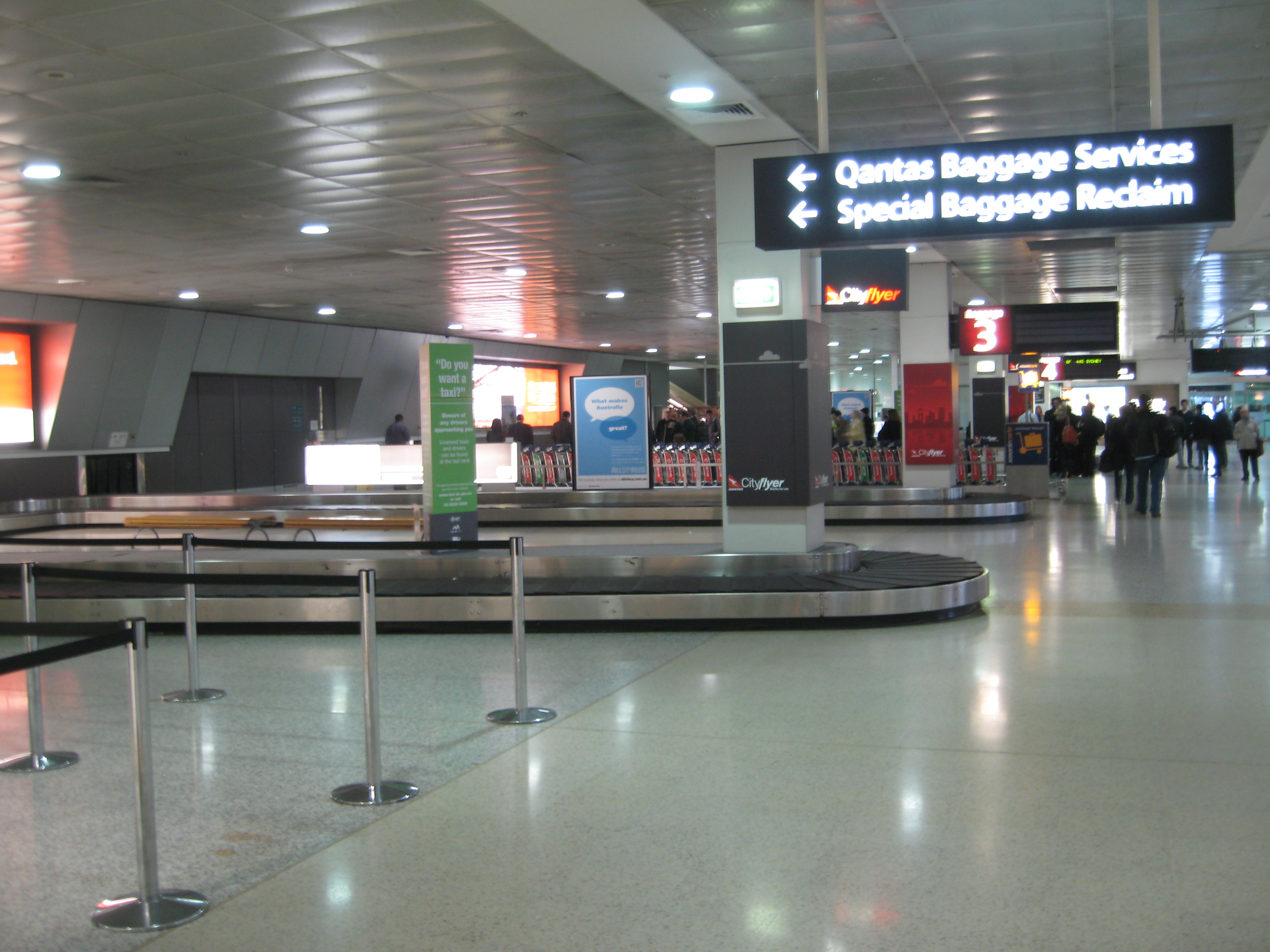 Red Spot Car Hire Sydney Domestic Airport