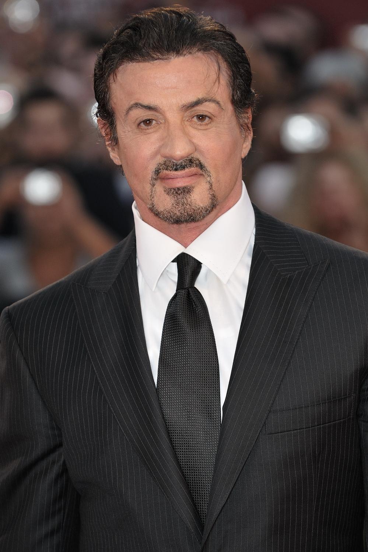 Sylvester Stallone 201...