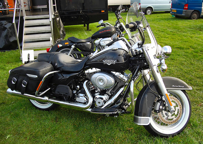 File Flickr Ronsaunders47 Harley Davidson Road King