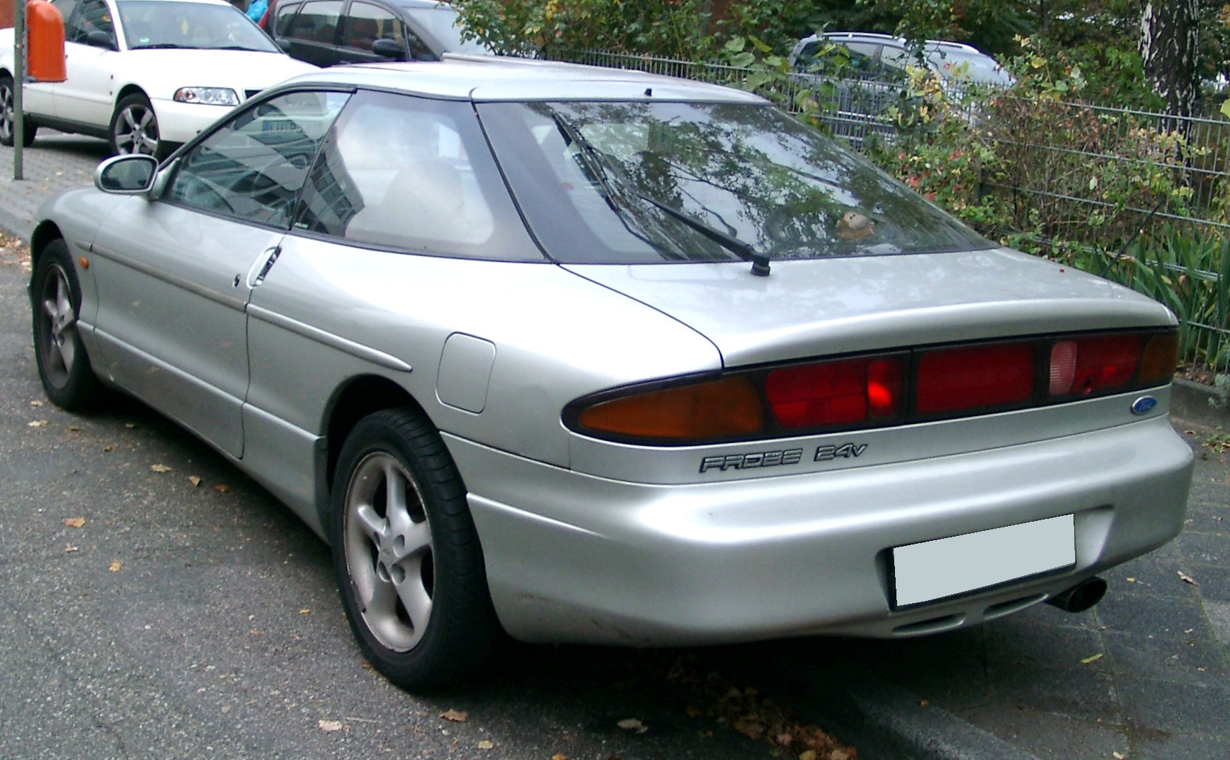 file ford probe rear wikimedia commons. Black Bedroom Furniture Sets. Home Design Ideas