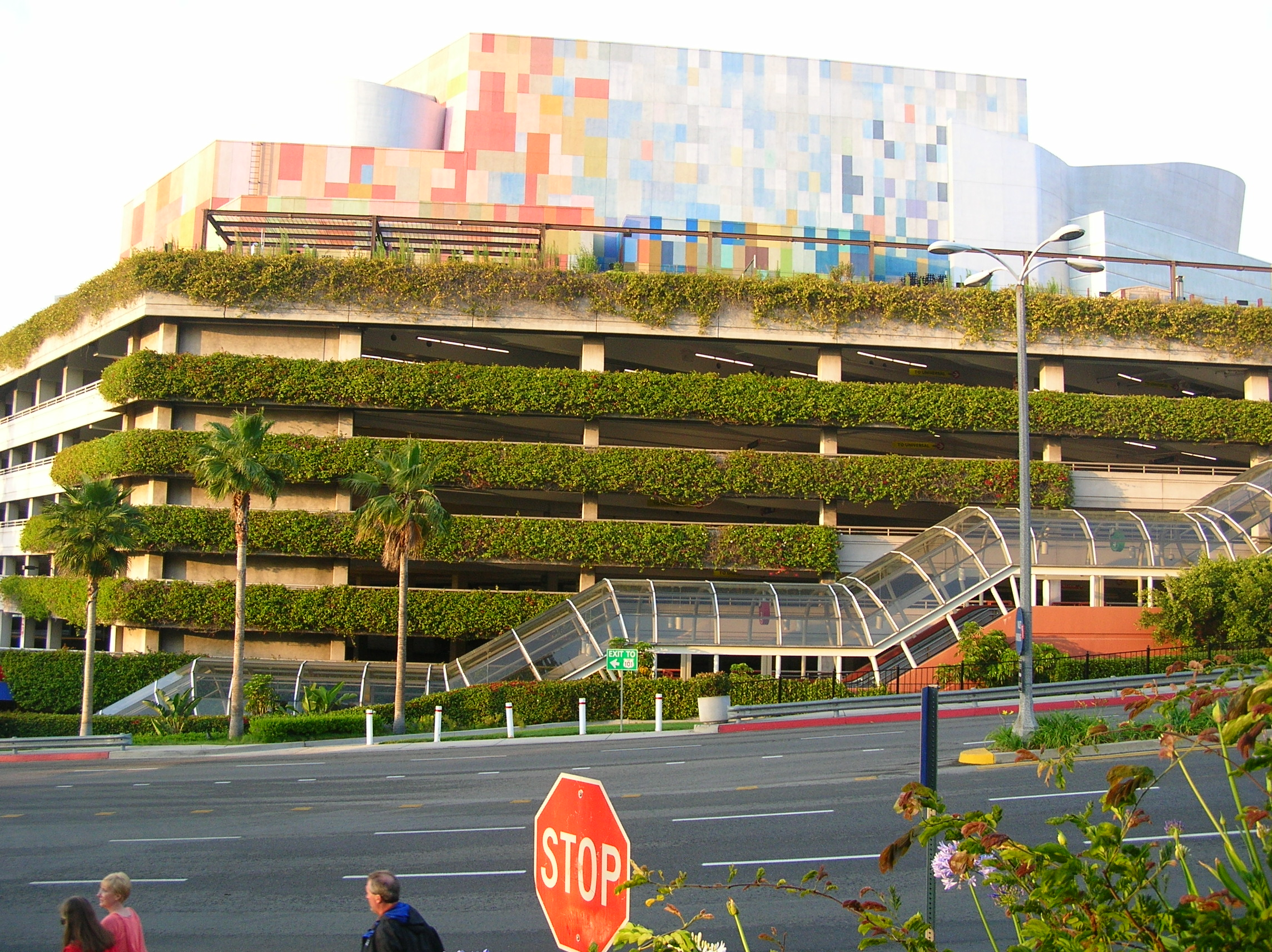 City Commons Parking Orlando