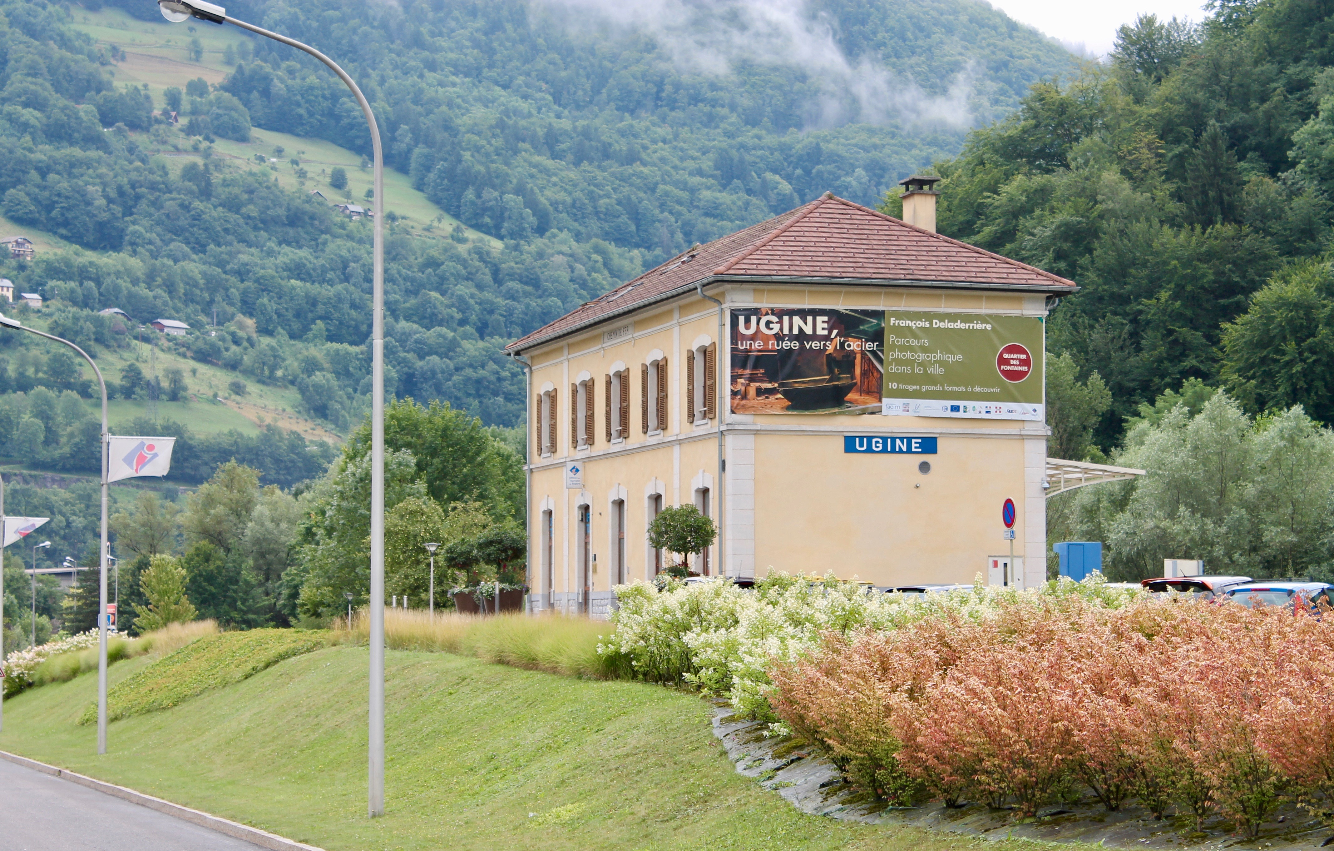 office de tourisme ugine