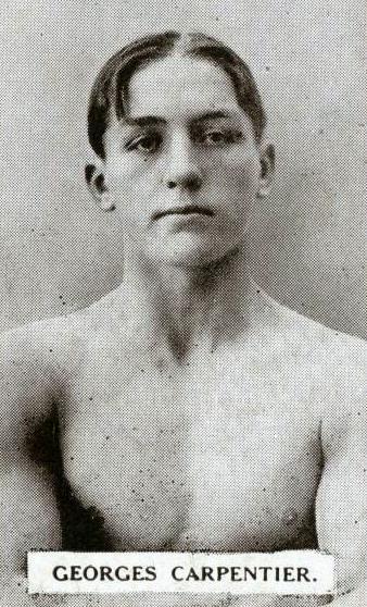Georges Carpentier 1920s