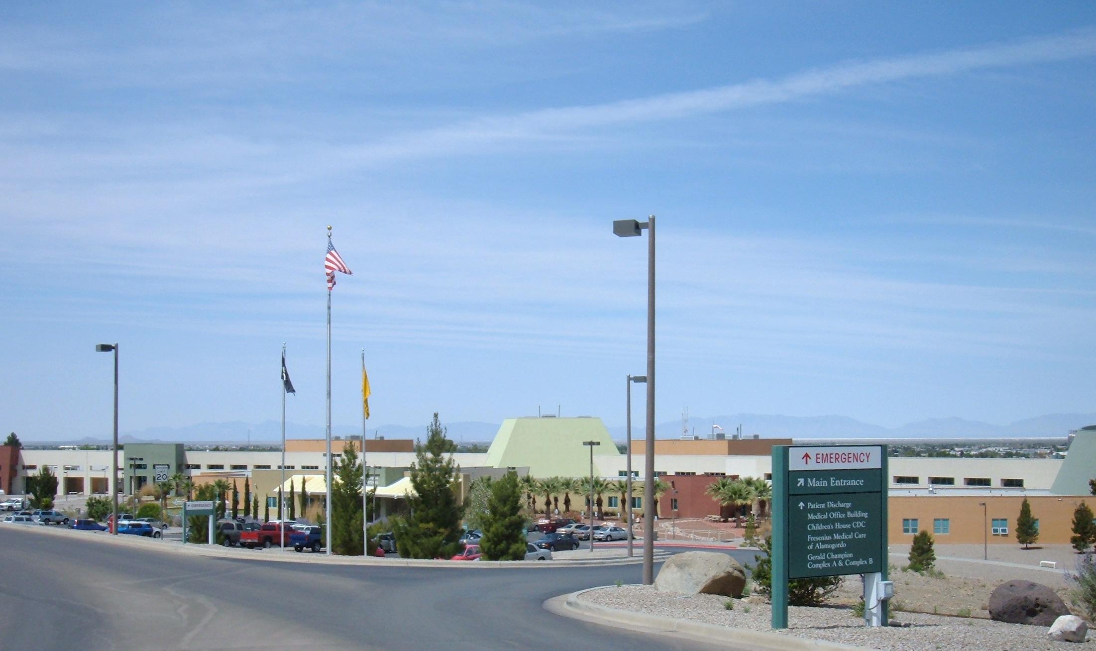 Gerald Champion Regional Medical Center Emergency Room