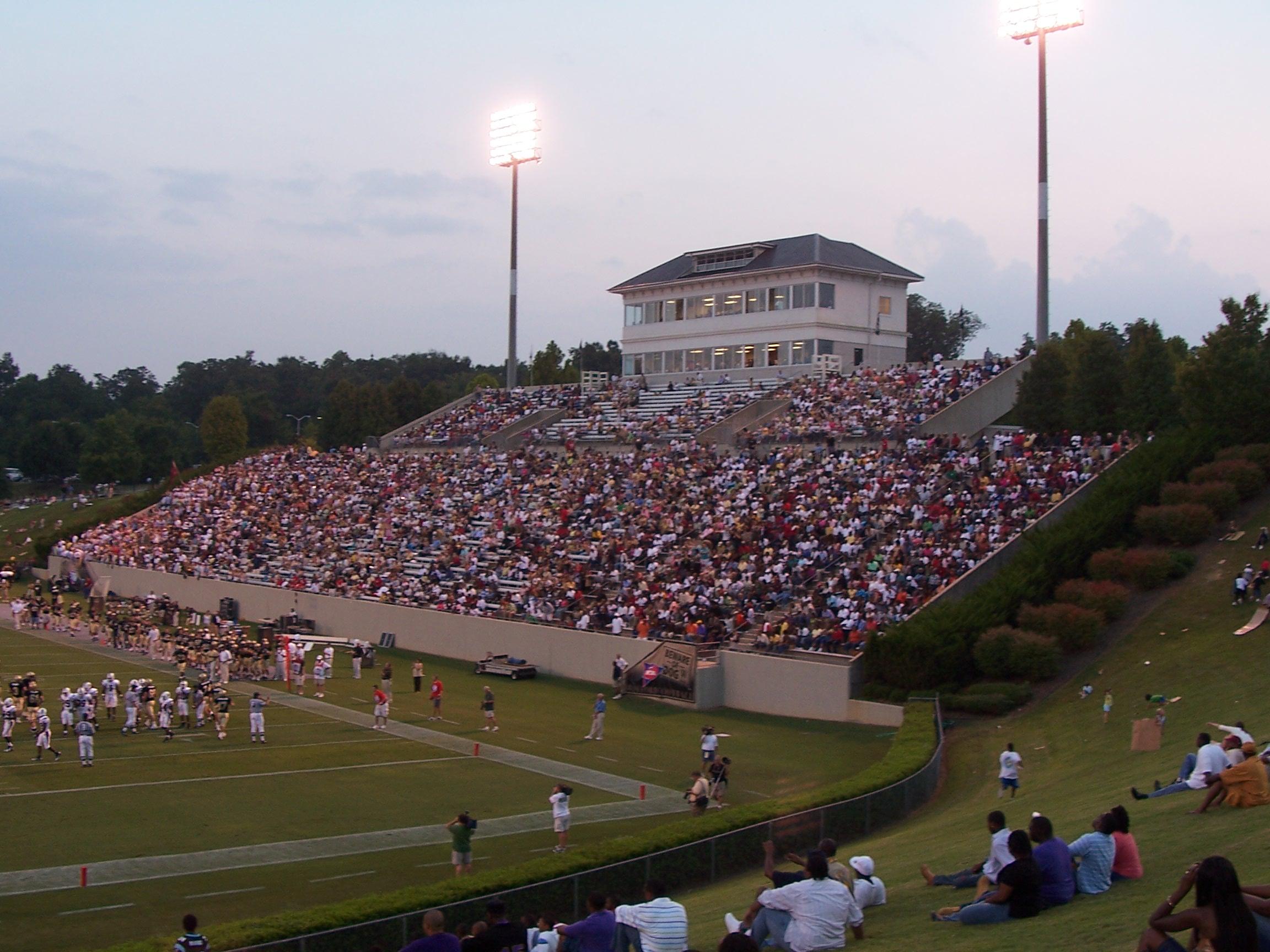 gaffney high school football stadium
