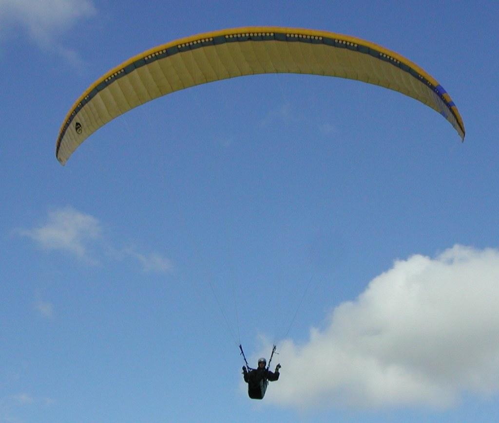 Paragliding-Hand-Buch Irschik Gleitschirm-Fliegen Sicherheit&Unfallvermeidung