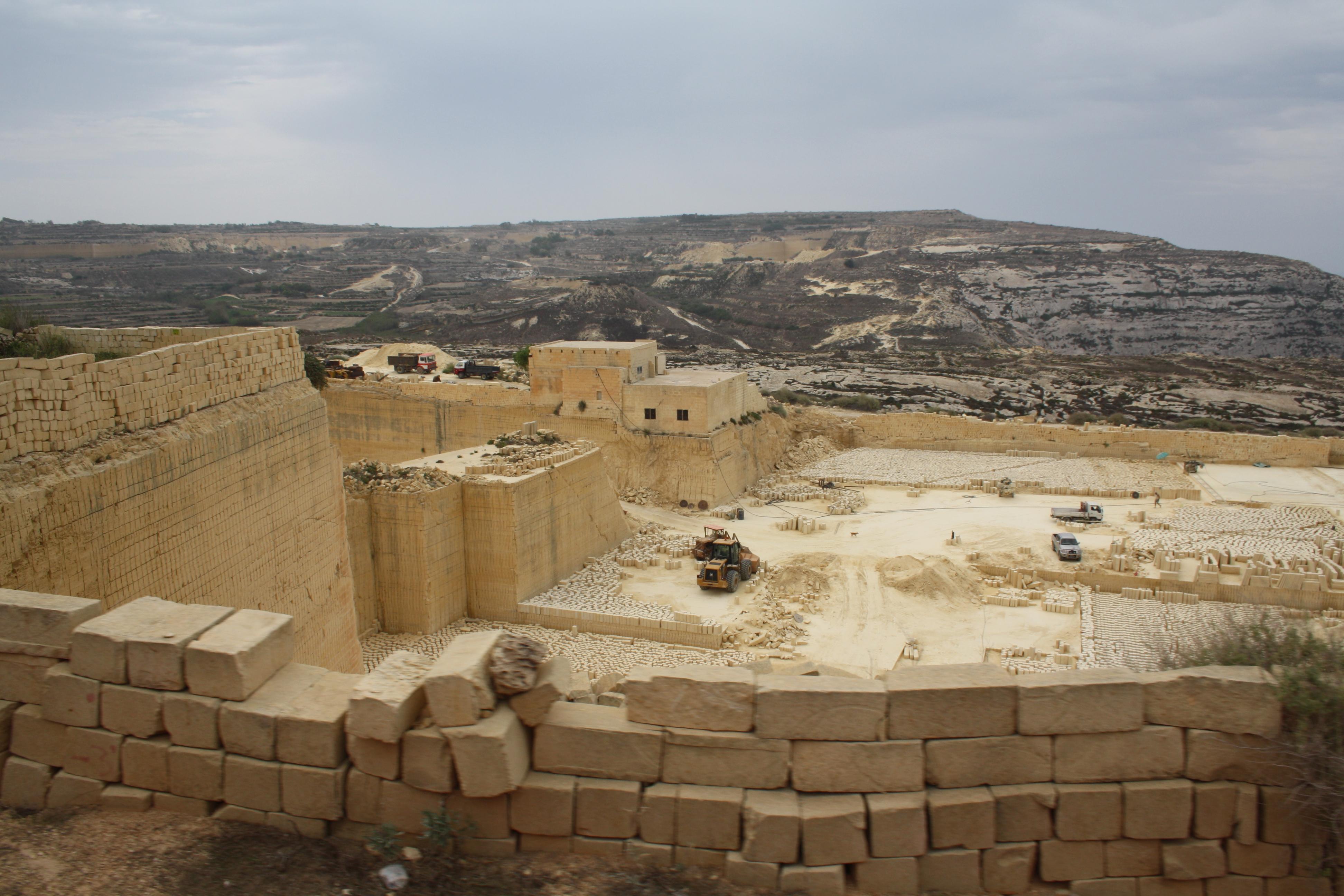 Eroded Limestone Rocks, Gozo, Malta   Limestone rock ...   Gozo Limestone