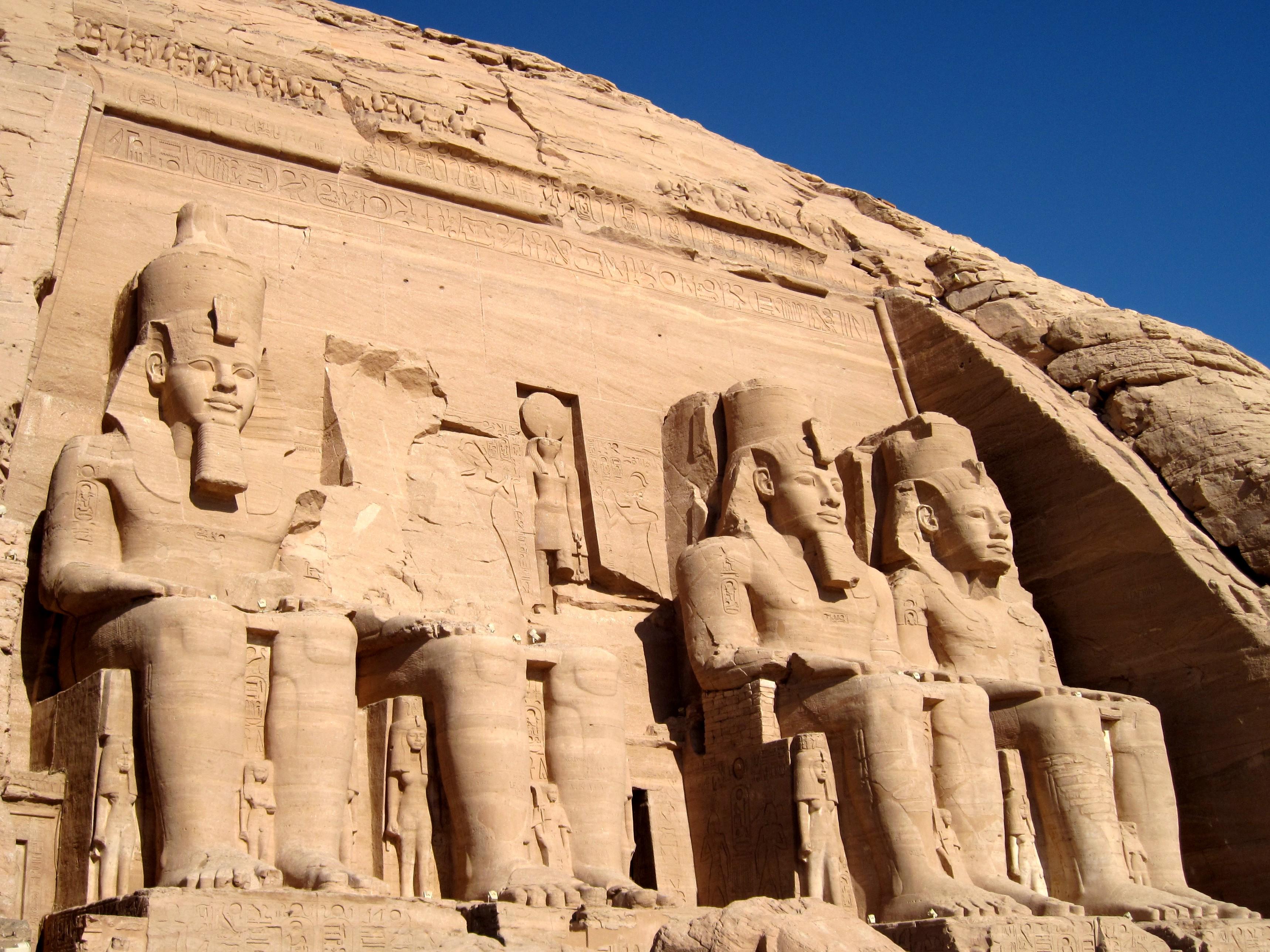 Abu Simbel, Near Aswan, Egypt  № 2245483 без смс
