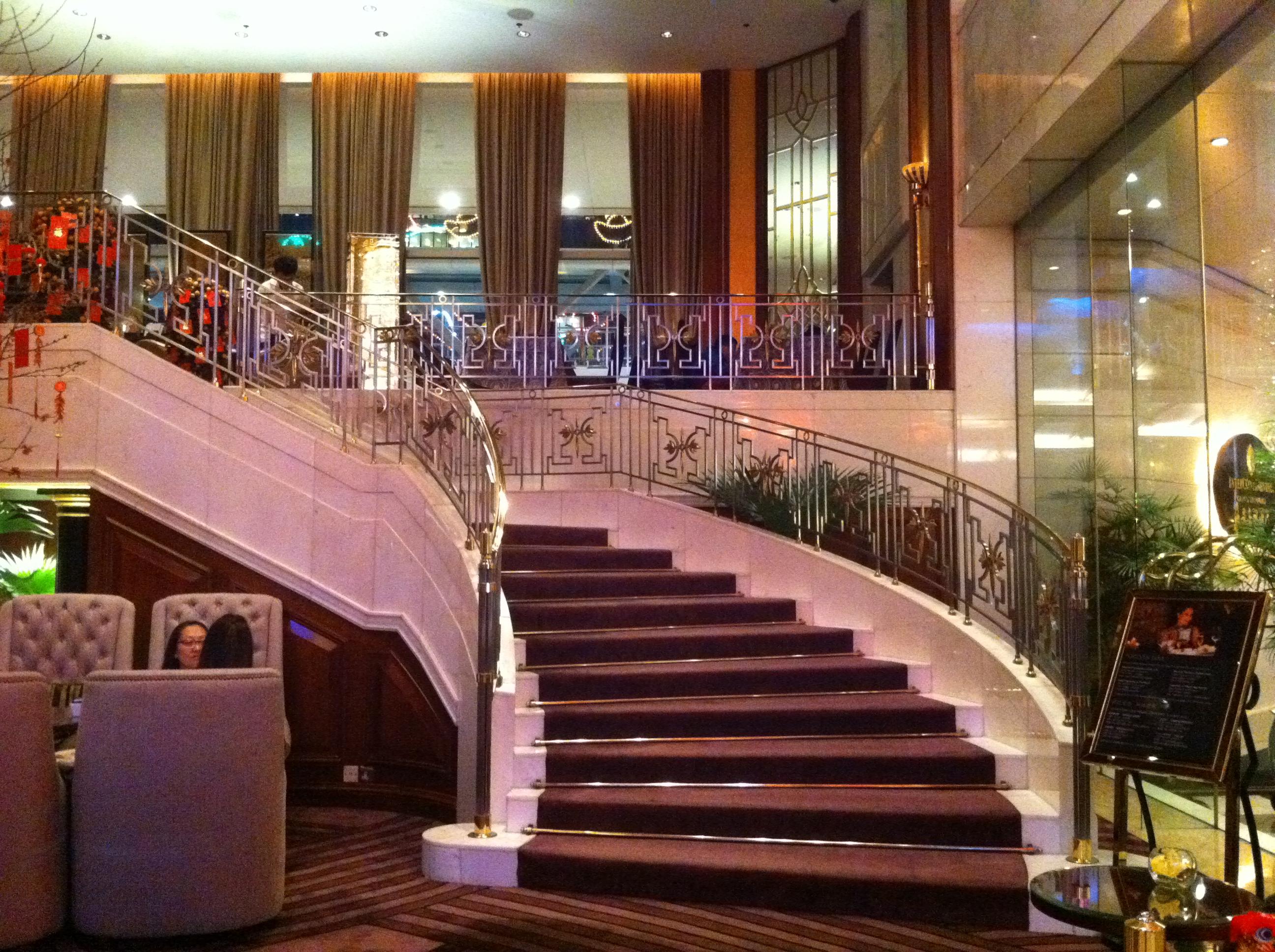 Grand Stanford Hotel Hk