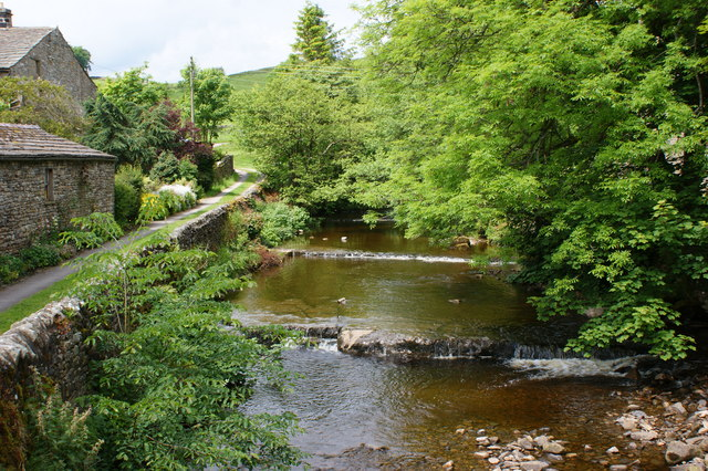 Hardraw Beck - geograph.org.uk - 1357893