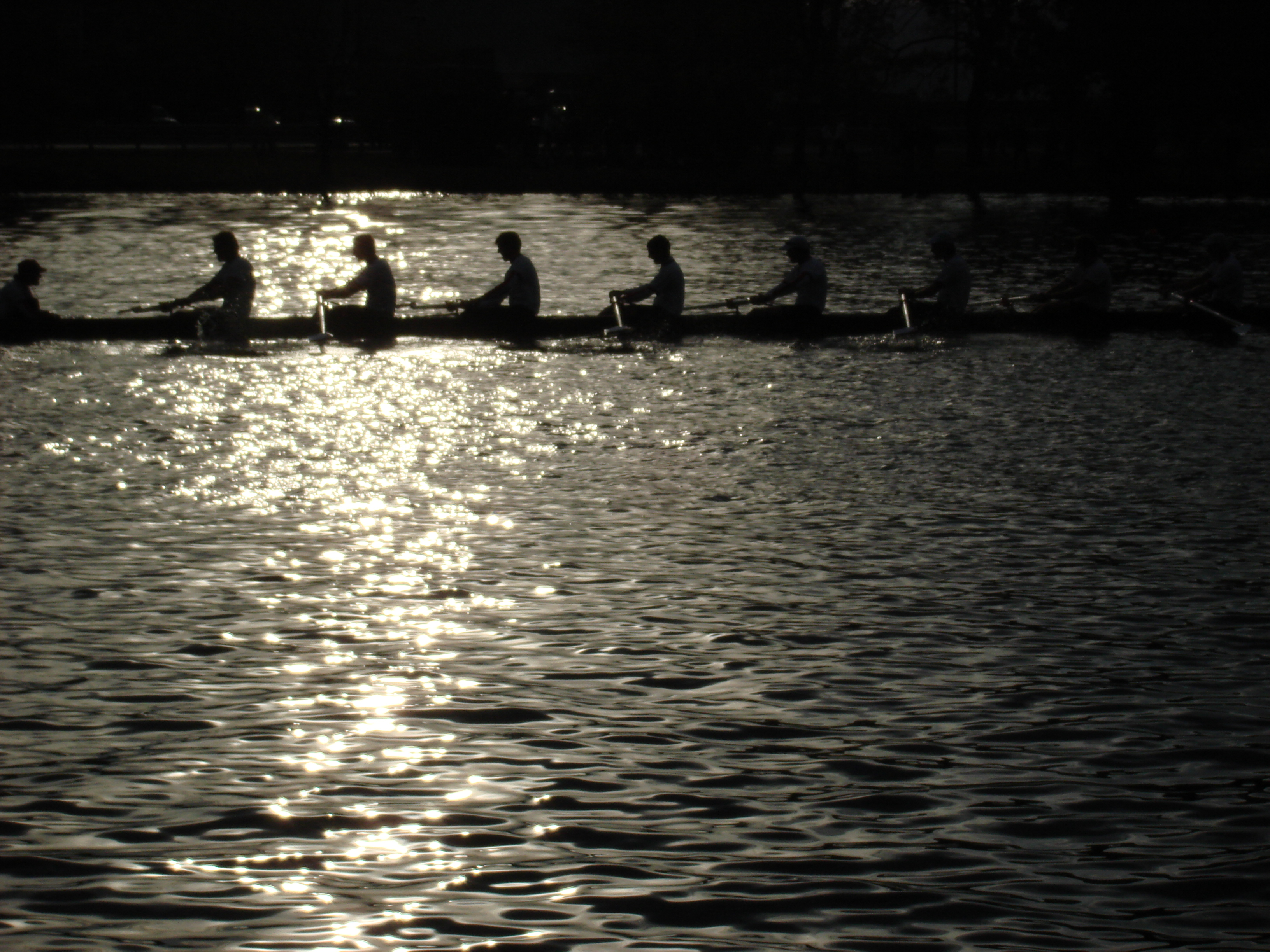 The world's best rowers are coming to the Charles this weekend.