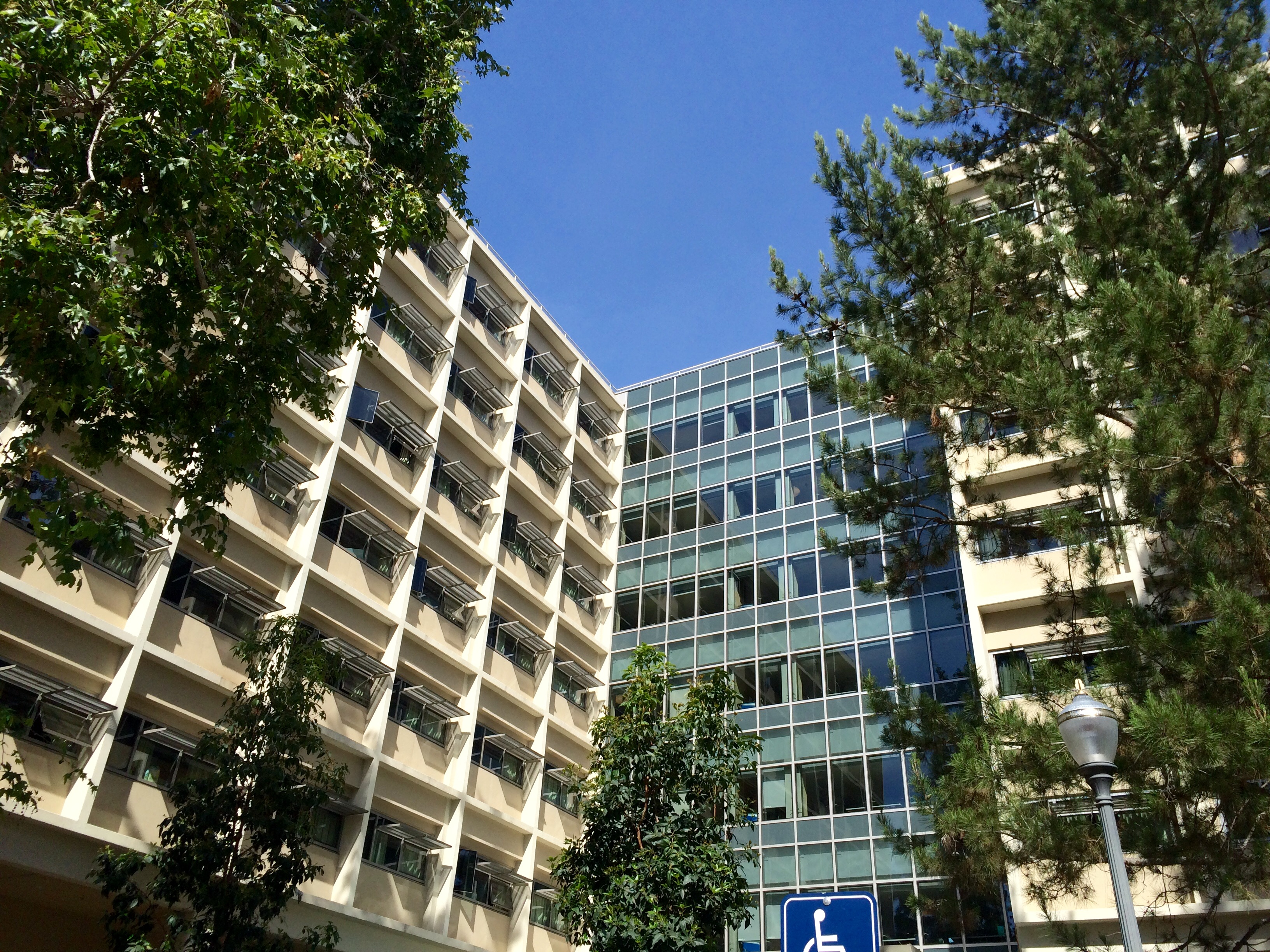 Ucla Dorm Buildings uc...