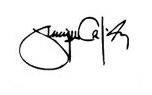 Henrique Capriles Radonski signature