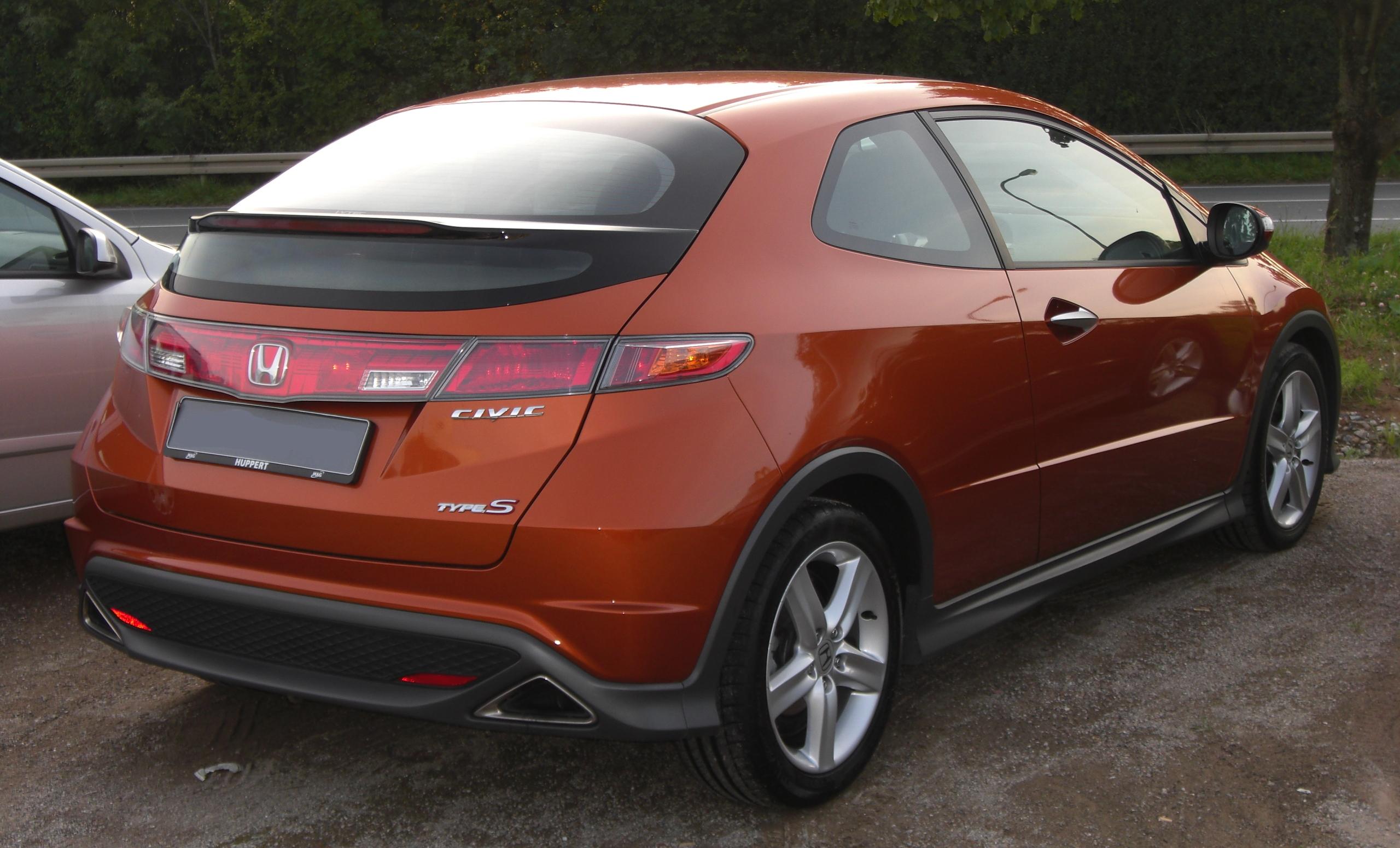 Honda Civic Eighth Generation Wikiwand 20062007 Ridgeline Electrical Troubleshooting Manual Original