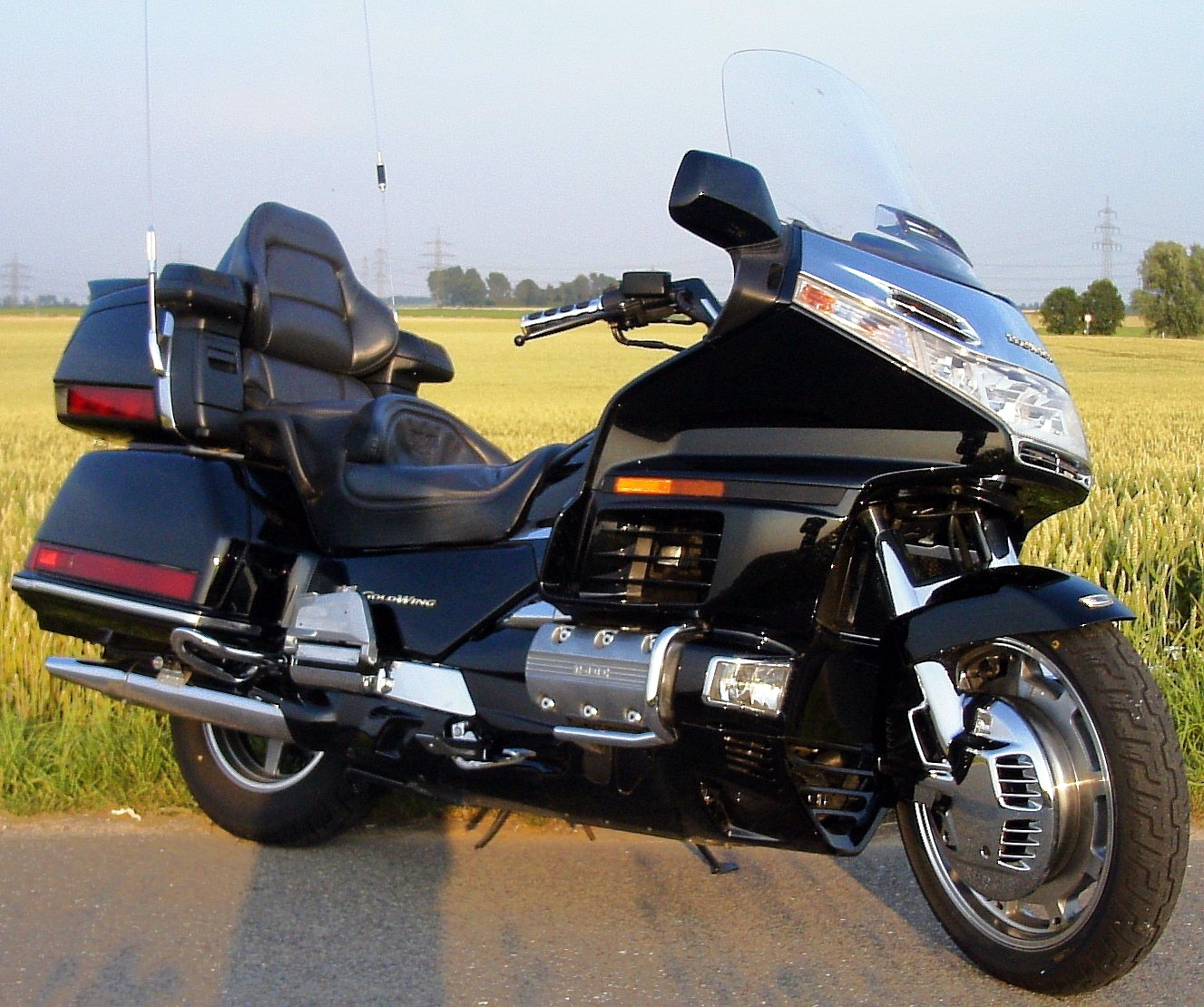 Bikes Honda Speed 1500 Cc Honda Goldwing GL SE US