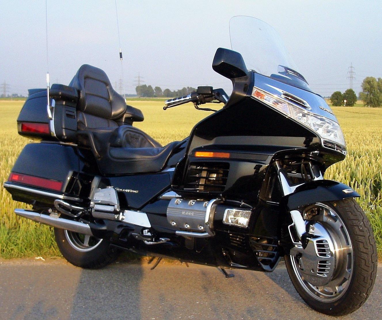 Motor honda goldwing 1500 honda motor