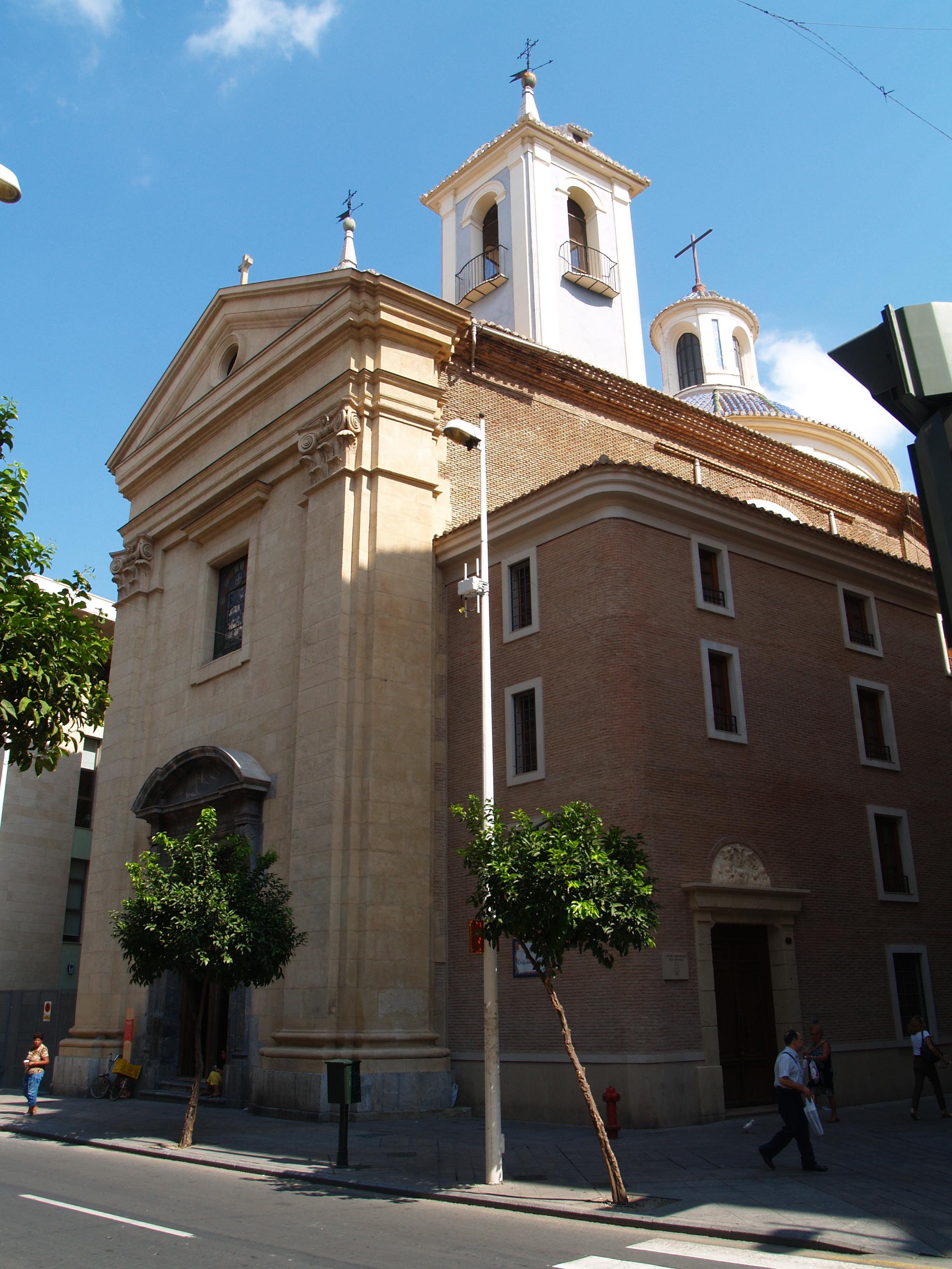File:Iglesia de San Lorenzo (Murcia).jpg - Wikimedia Commons