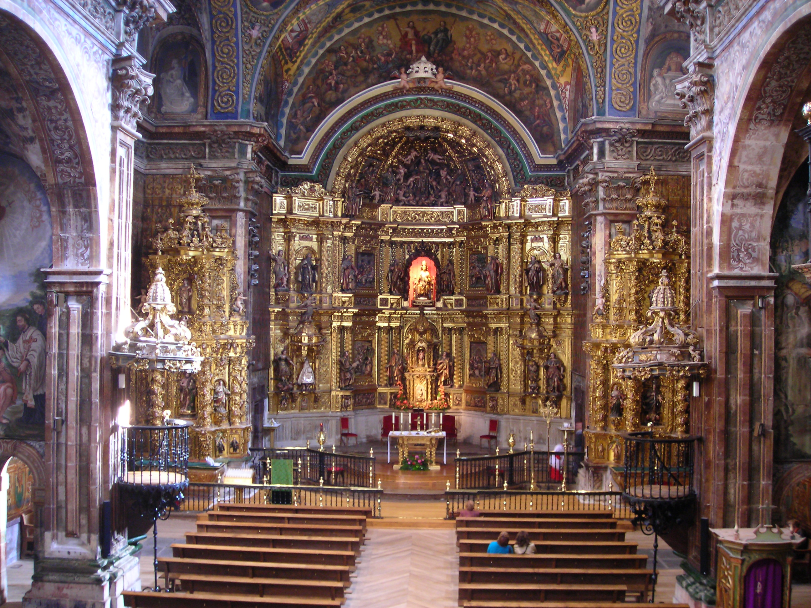 File:Iglesia de Santa María de los Arcos.JPG - Wikimedia Commons