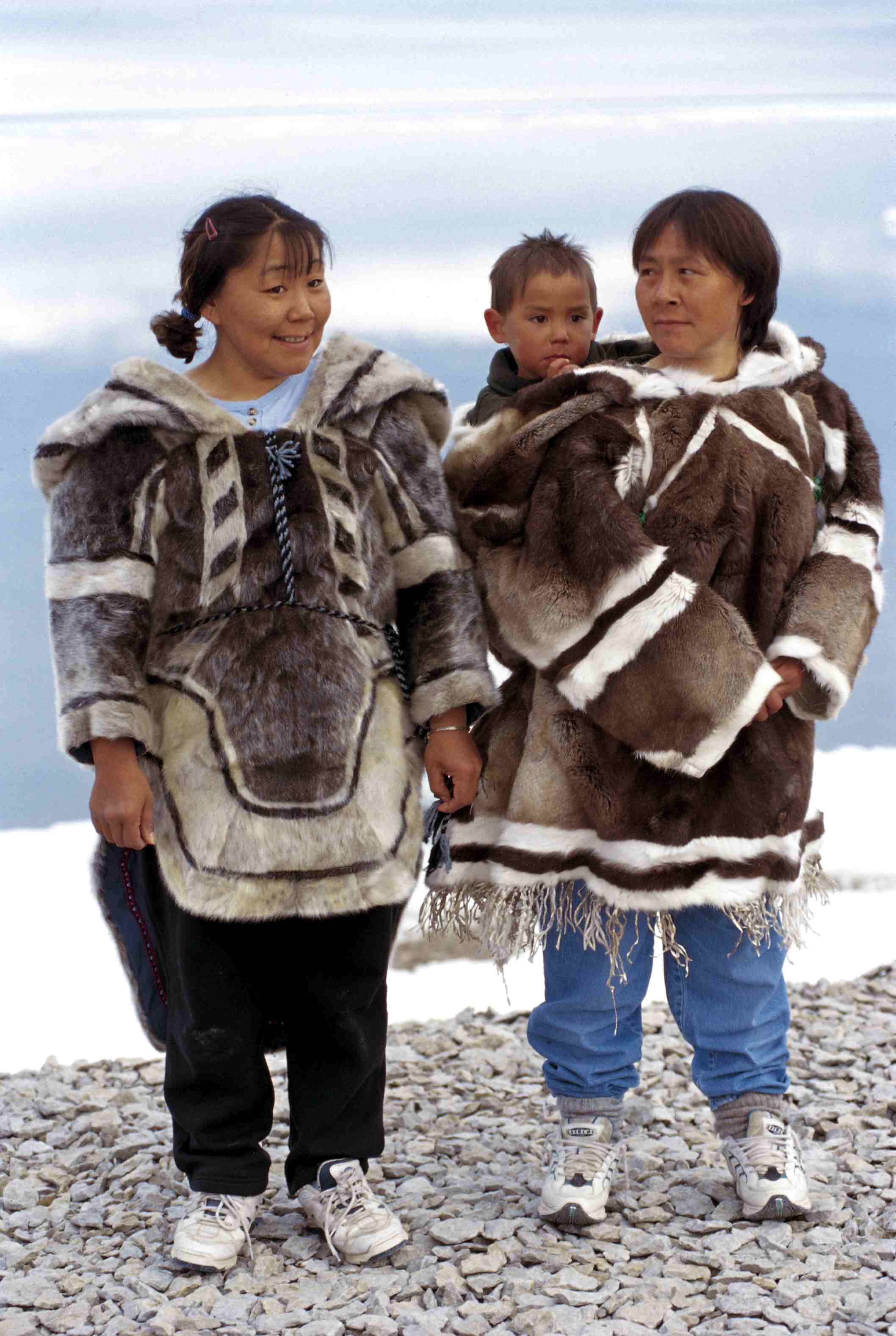 a look at the life practices and culture of the inuit people Inuit in canada have a shorter life expectancy than other people in canada that from a report entitled 'life is short' from the conference board of canada's centre for the north.
