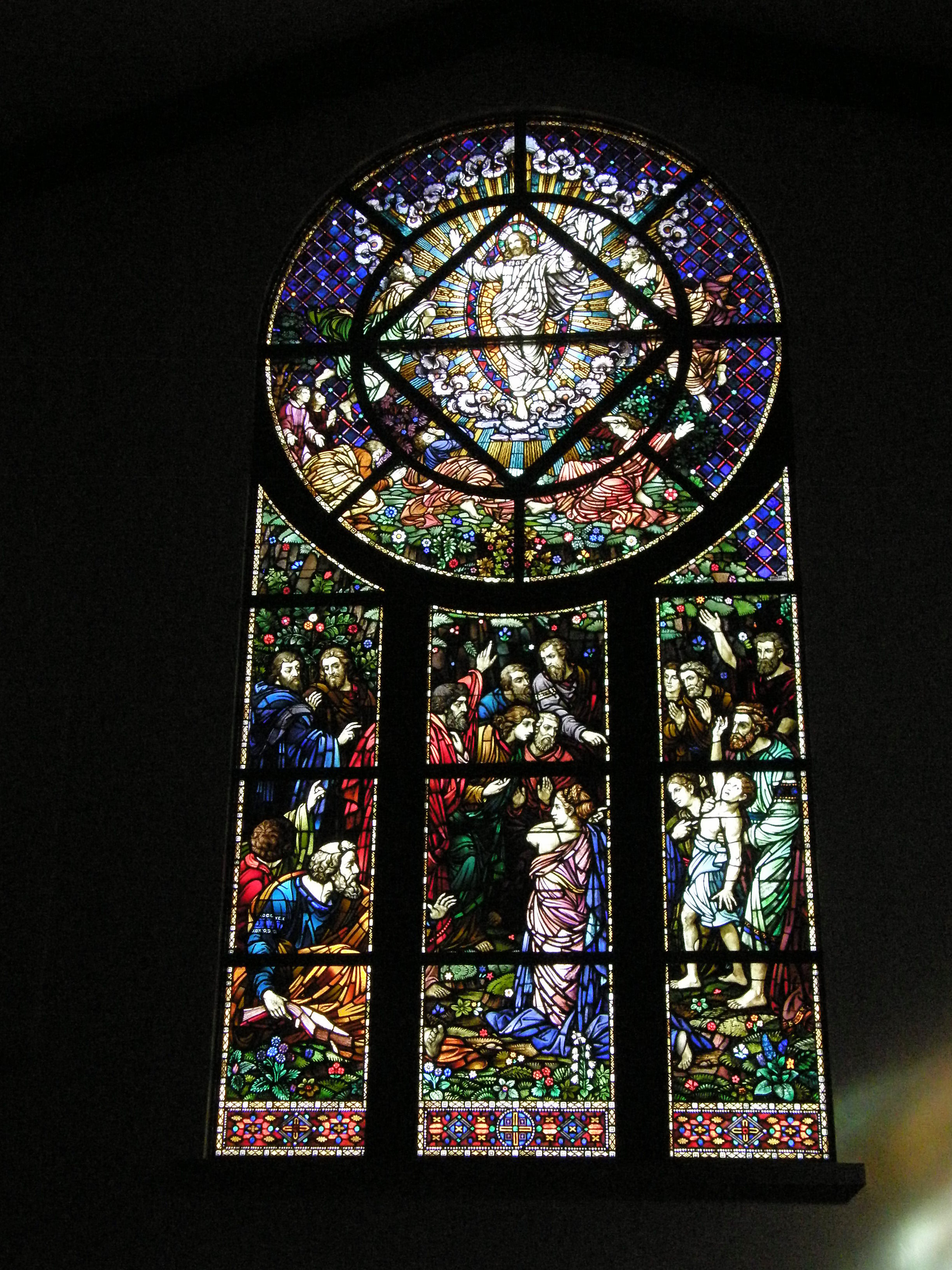 Design Your Own Stained Glass Window