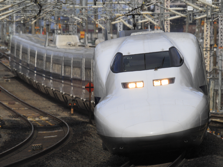 JR tokai shinkansen 700 C1