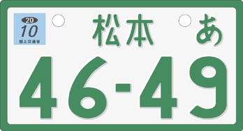 A Motorcycle License