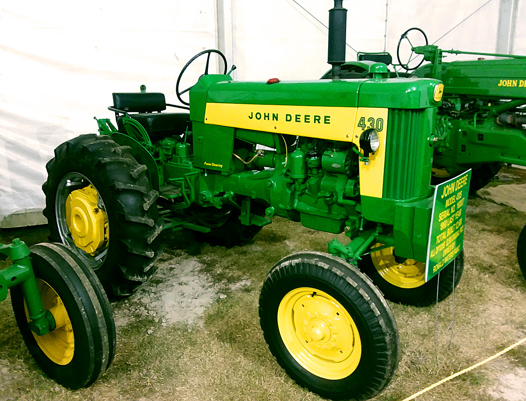 John Deere Wikipedia >> File John Deere Model 430s Cicra 1960 Jpg Wikimedia Commons