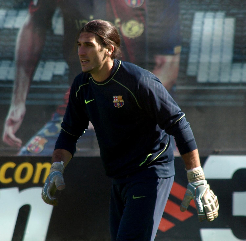 José Manuel Pinto va prolonger à Barcelone