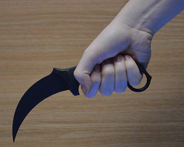 Karambit Wounds - Uses 1