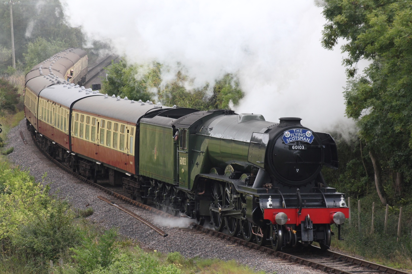 LNER Class A3 4472 Flying Scotsman - Wikipedia