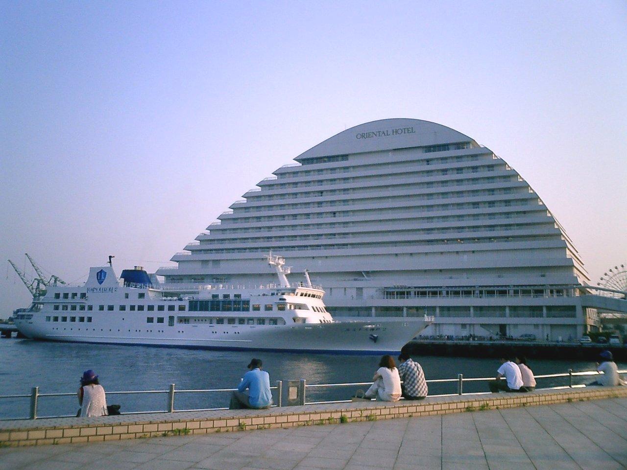 Oriental Hotel Japan 2