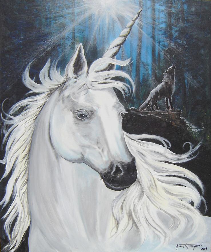 Unicorns wikiquote - Image licorne ...