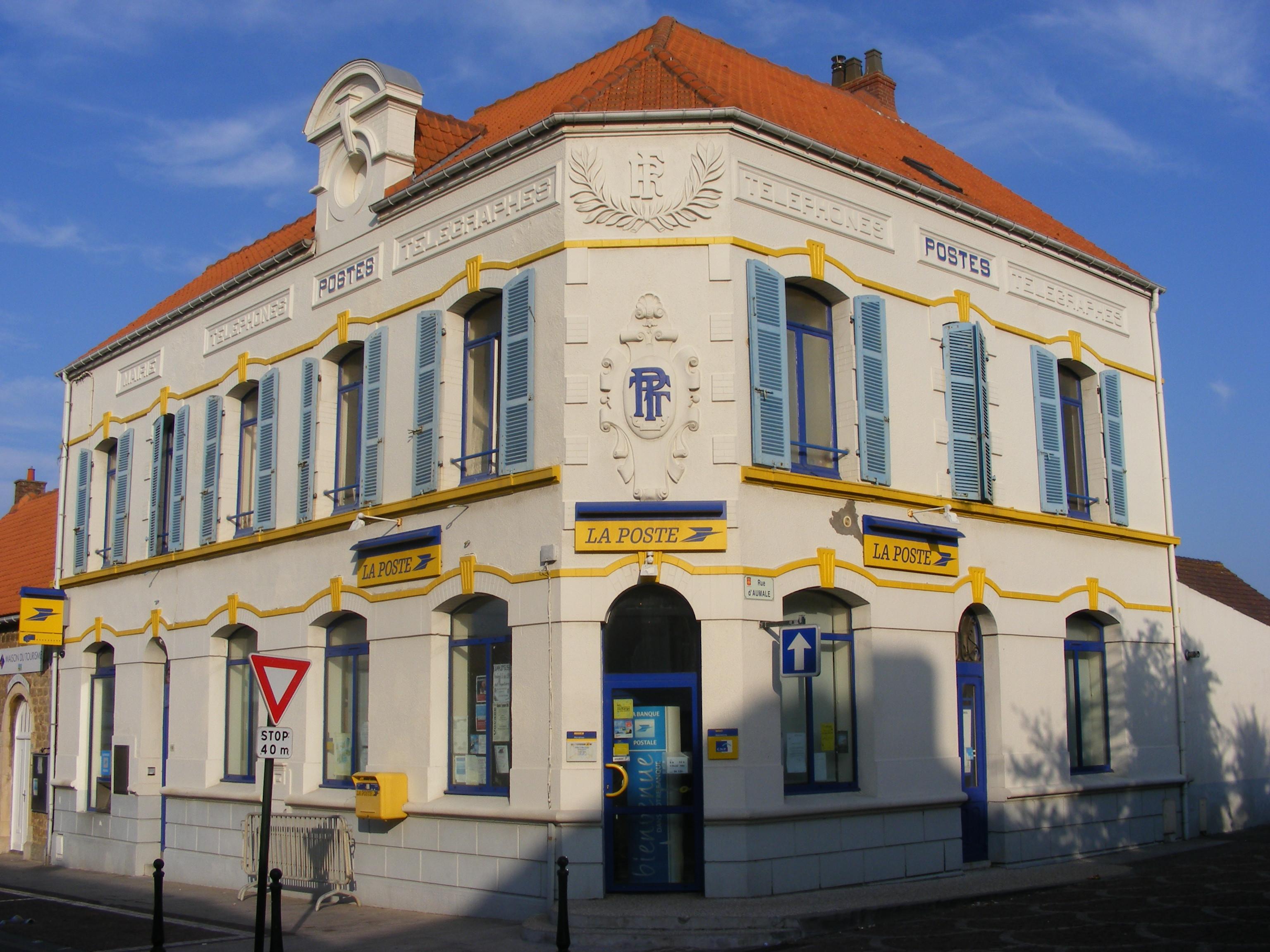 Bureau De Poste Coeur De Ville Mont De Marsan