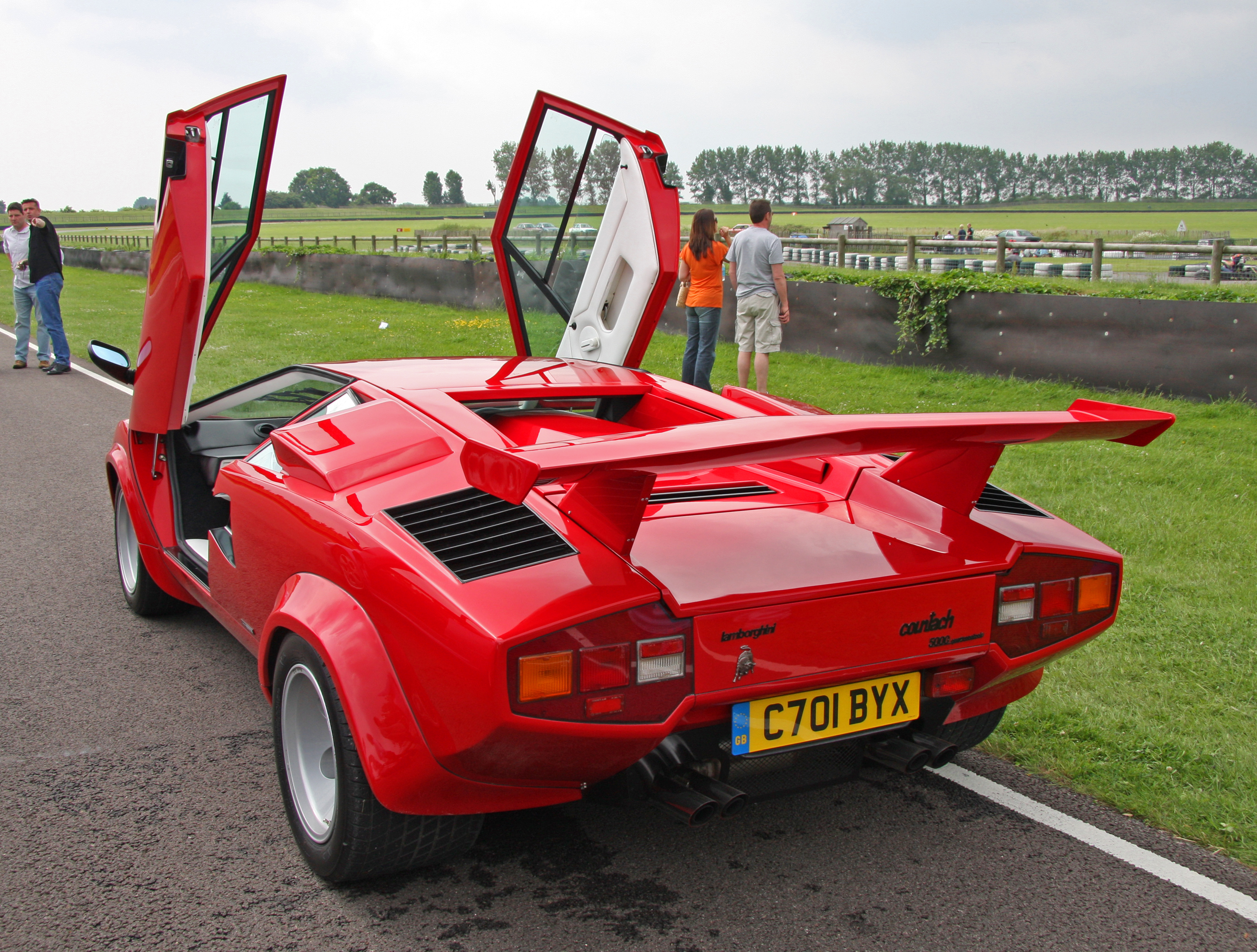 File Lamborghini Countach Flickr Exfordy 1 Jpg