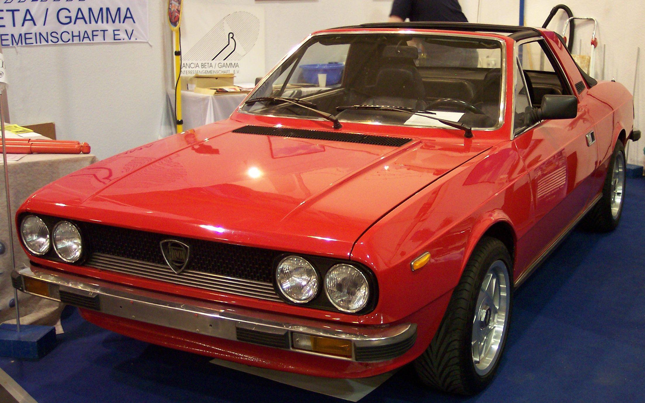 Lancia Beta - Wikiwand