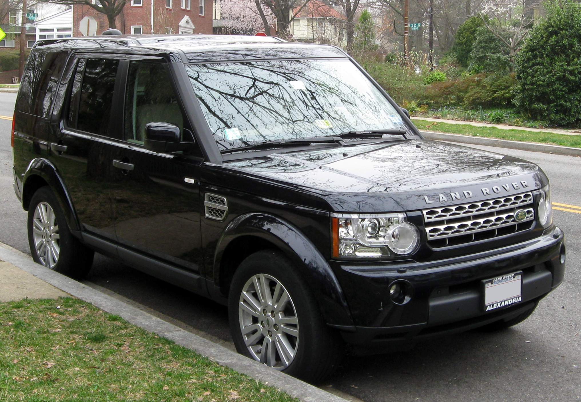 File Land Rover Lr4 Hse 03 16 2012 Jpg Wikimedia Commons