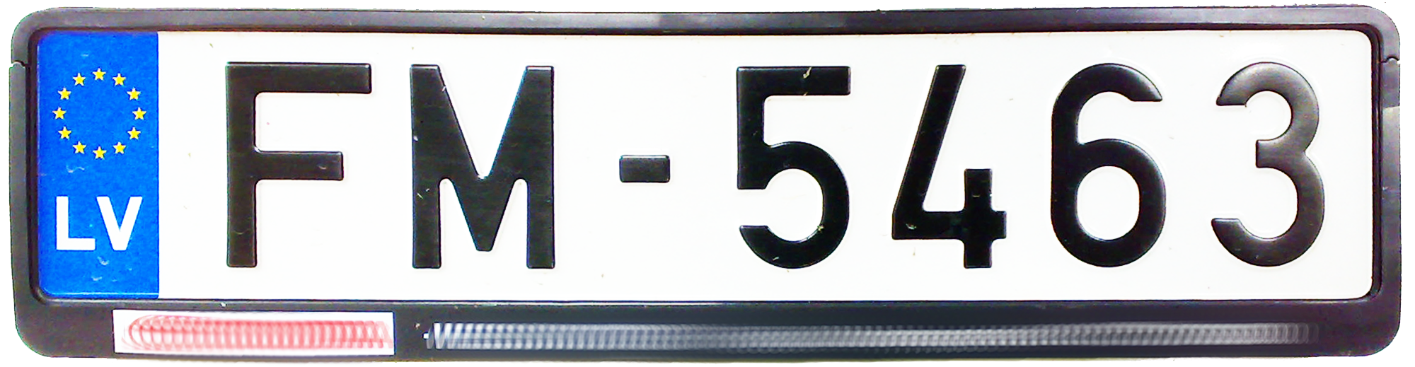 Car number plate search kenya 7s