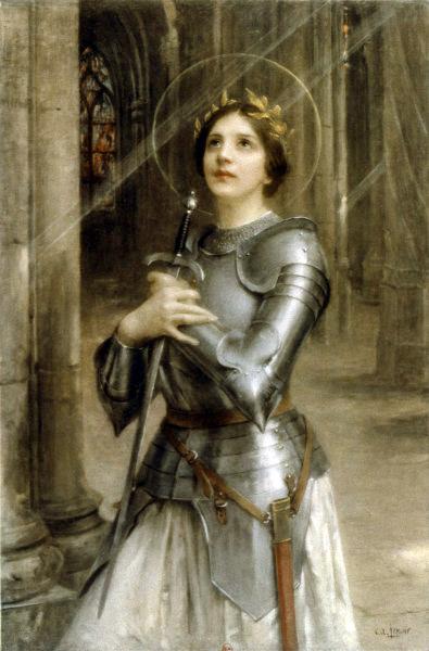 a biography of french jeanne darc st joan of arc Joan of arc – national heroine of france  joan of arc jehanne darc, jeanneton darc, jeanne d'arc, saint (jeanne d'arc, joan of lorraine),.