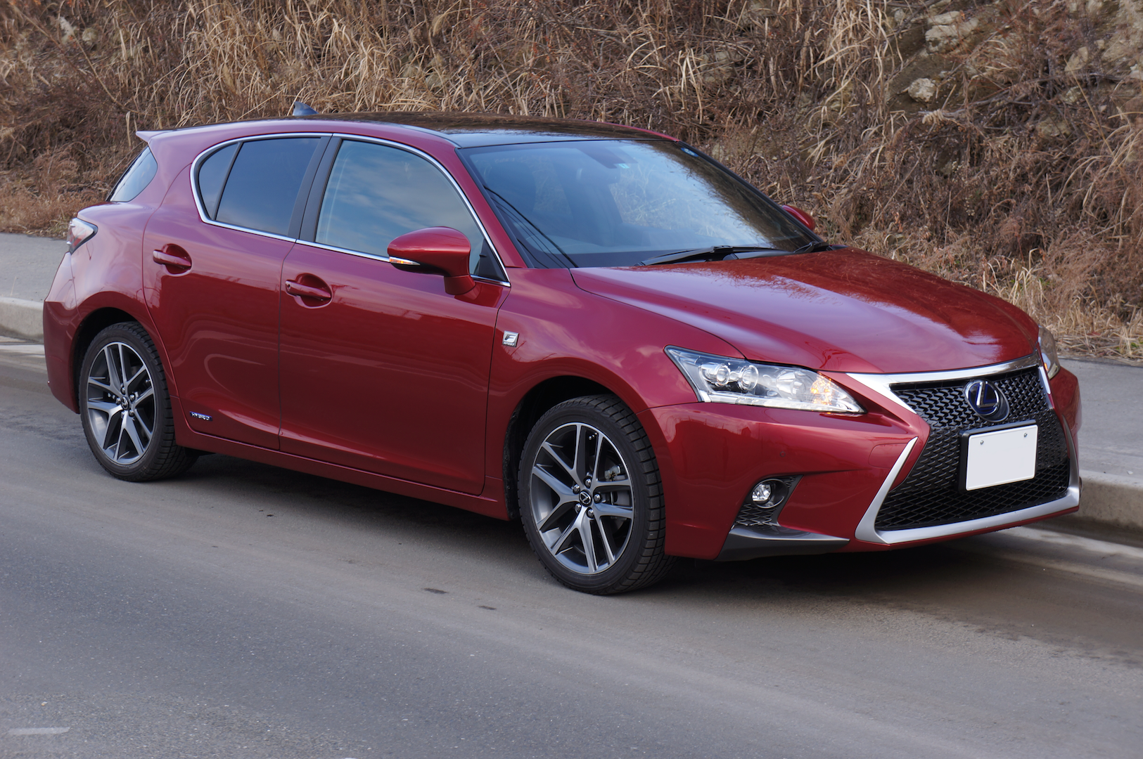 file lexus ct200h fsport 2014 front wikimedia commons. Black Bedroom Furniture Sets. Home Design Ideas