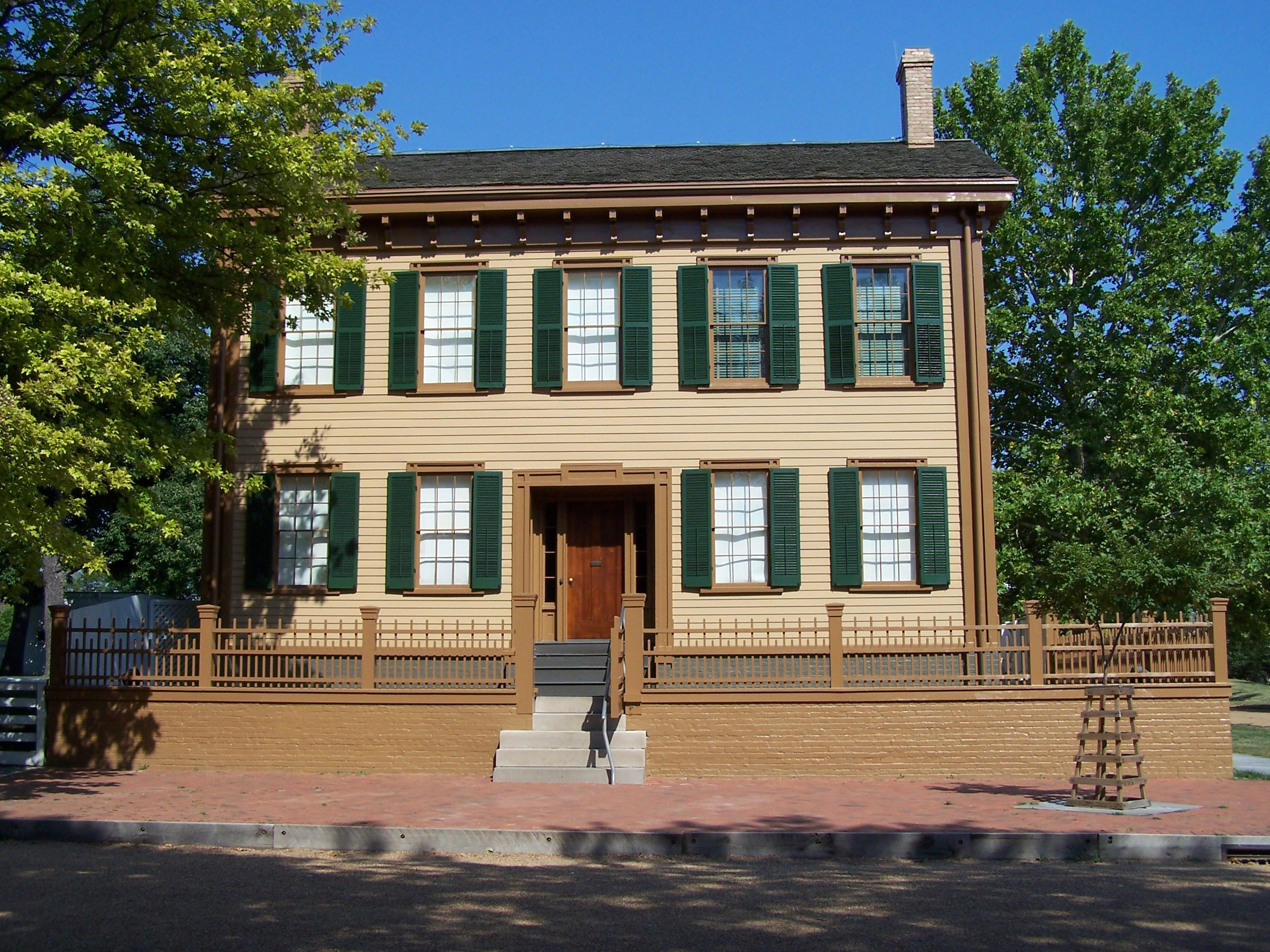 File Lincoln Home National Historic Site Liho 100 0196 Jpg