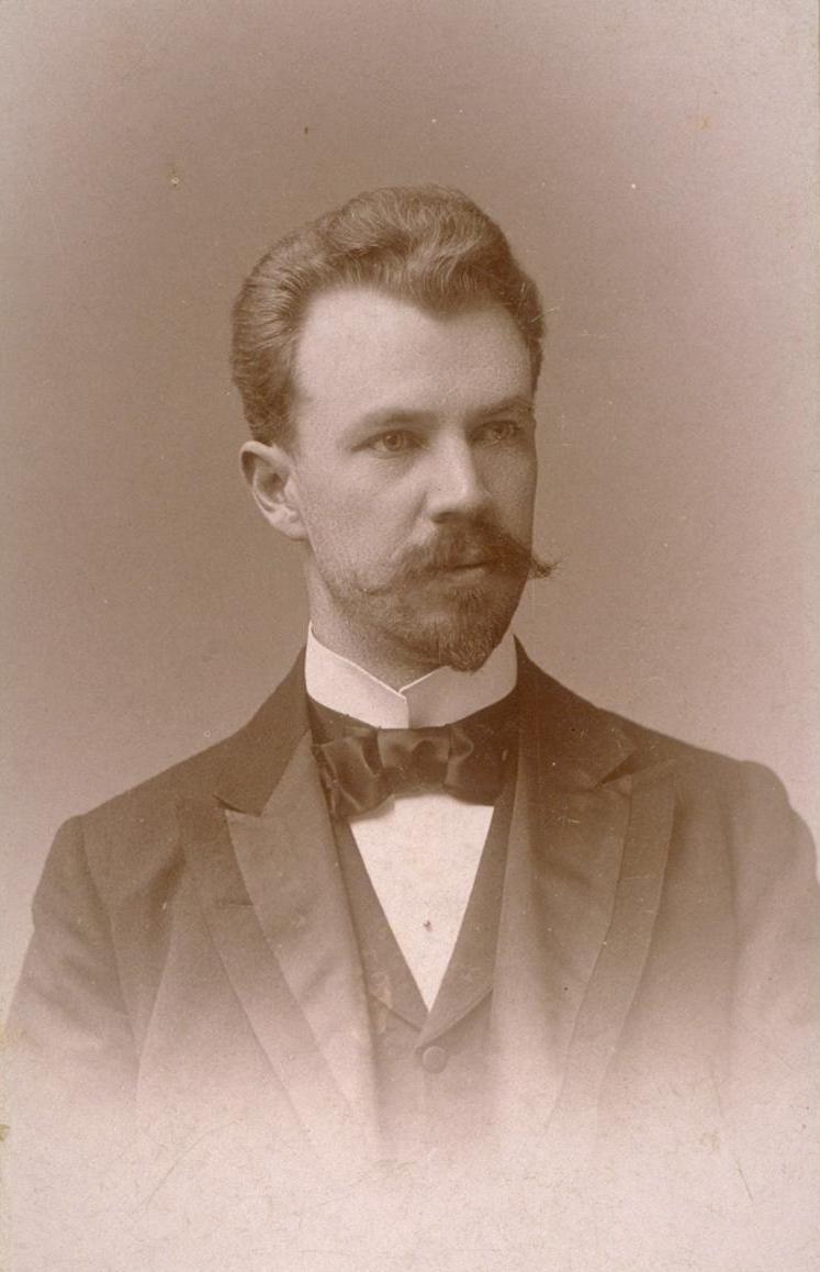 Lincoln Steffens, 1894