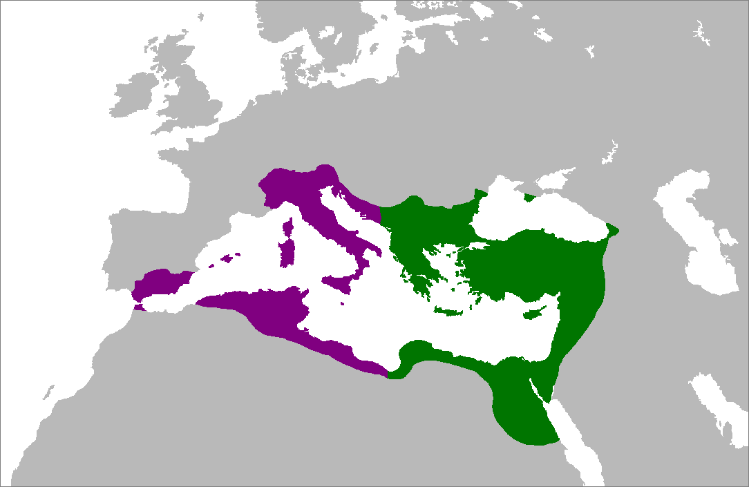 Map Showing Europe%0A Byzantine Empire
