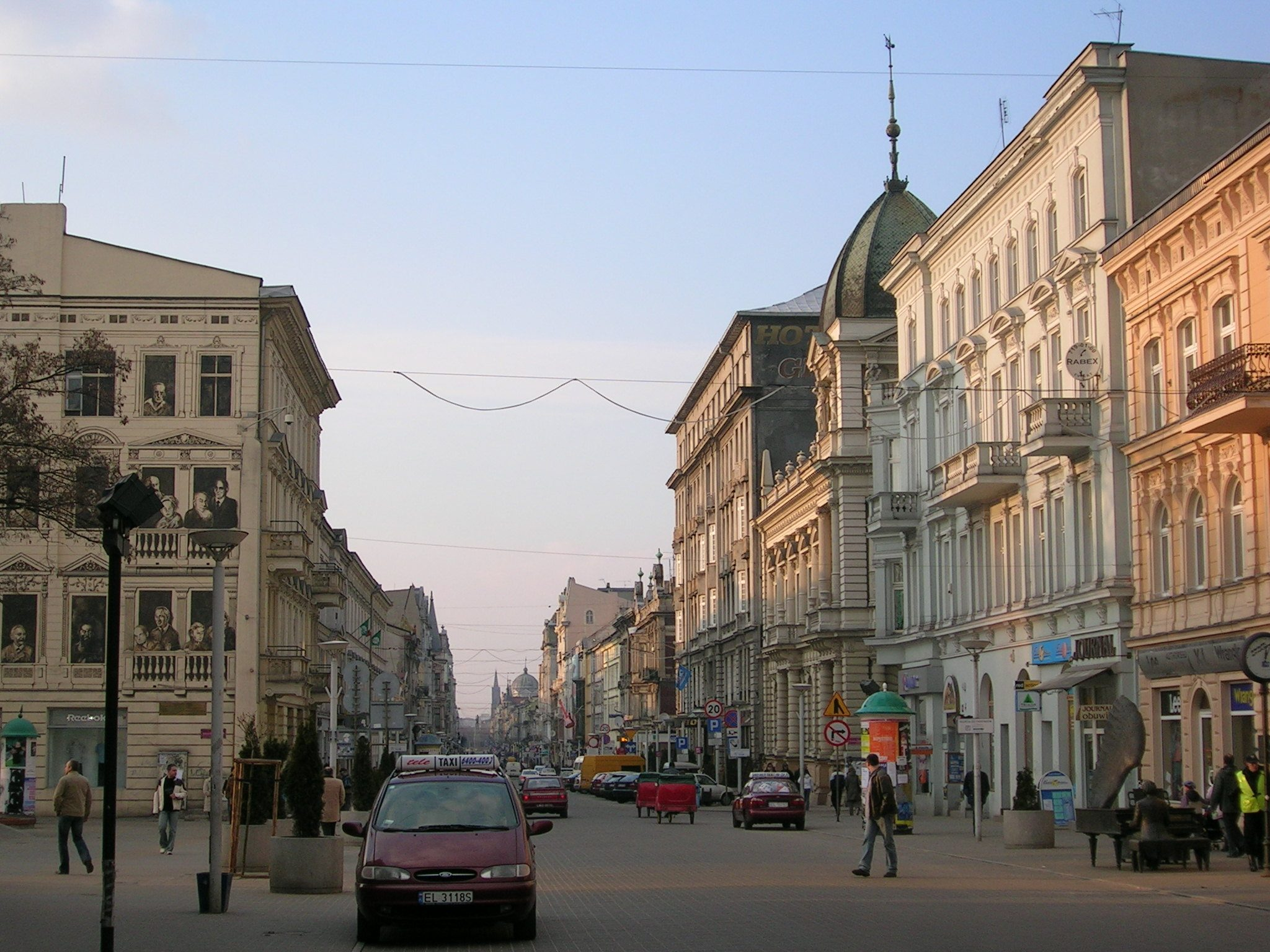 Lodz vs Wroclaw - difference in mentality of people?