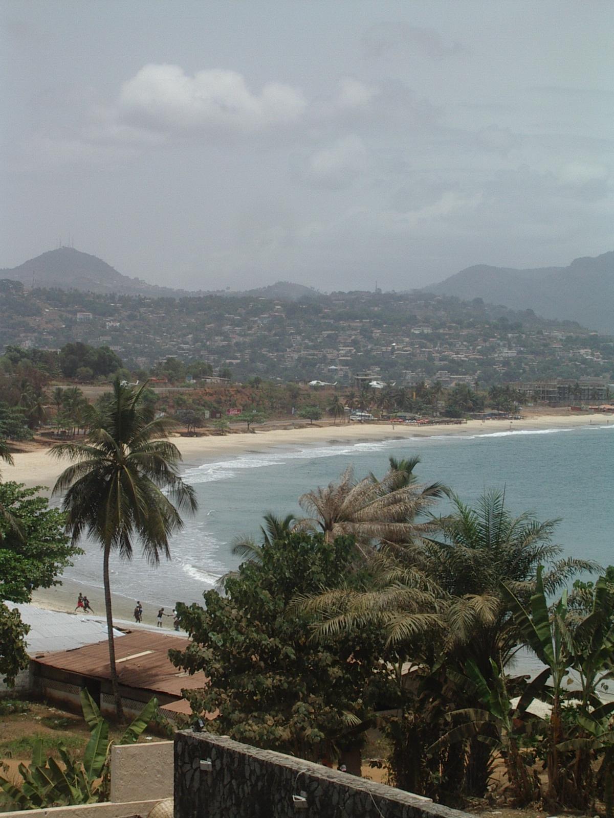 File Lumley Beach Sierra Leone Jpg
