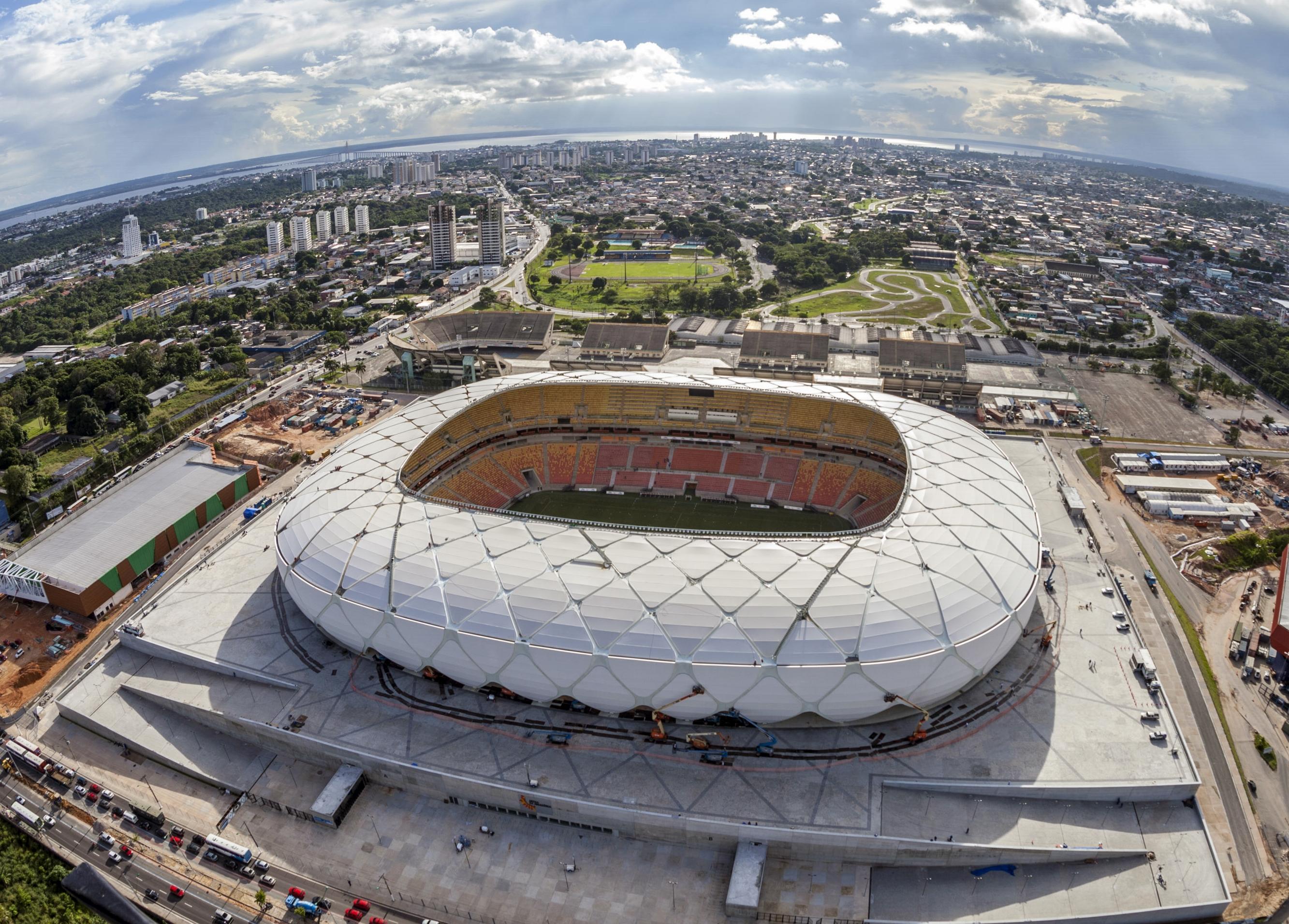 Resultado de imagem para arena da amazônia